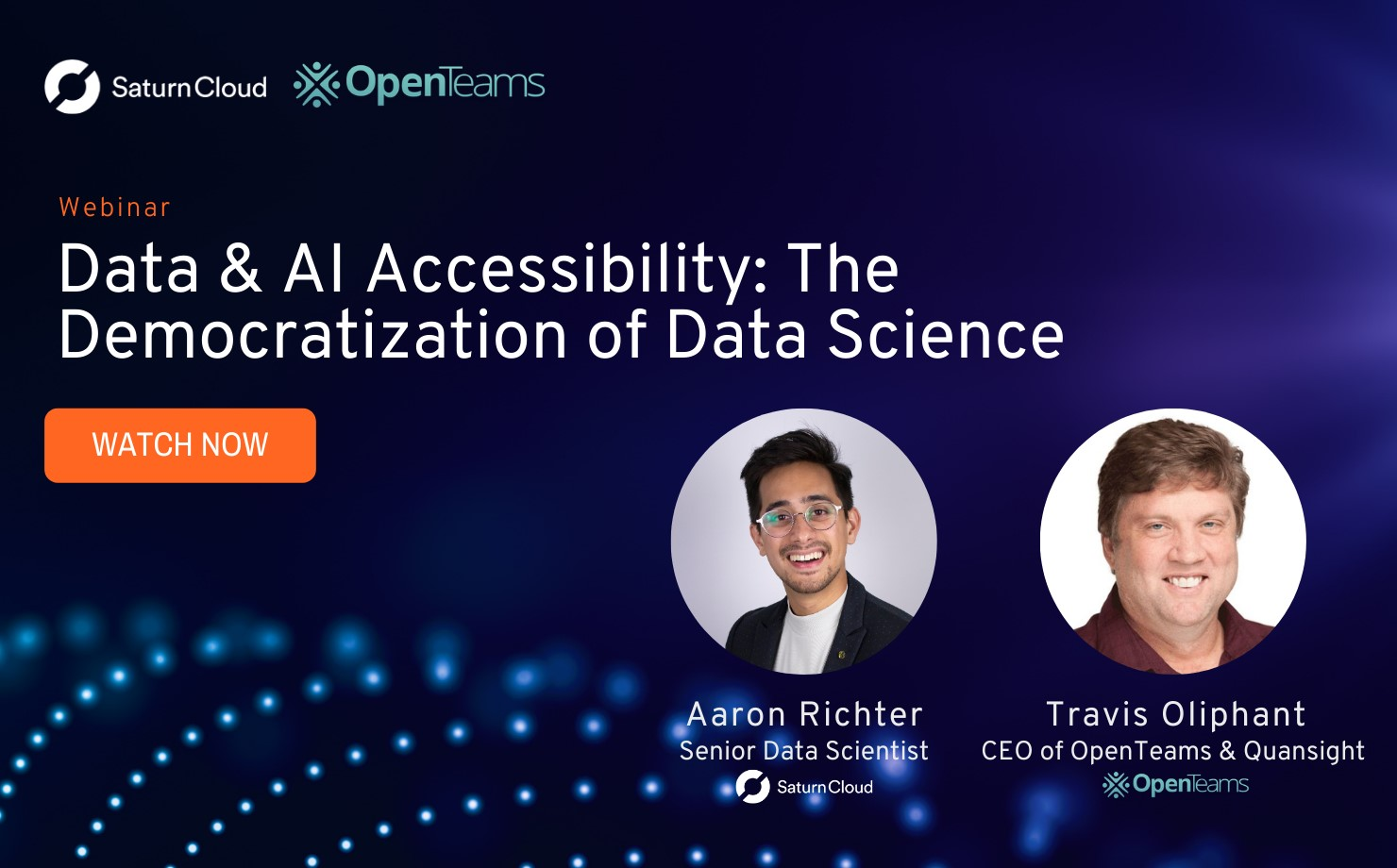 Featured Image for Data & AI Accessibility: The Democratization of Data Science