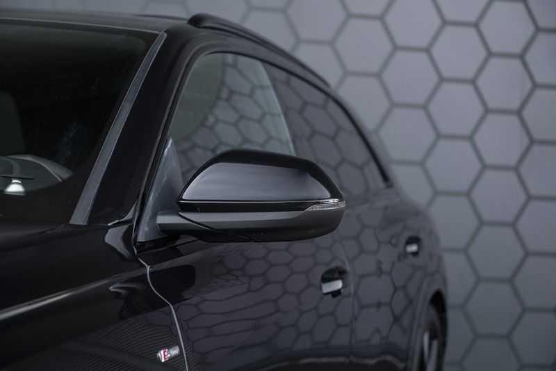 Audi Q8 55 TFSI quattro Pro Line S 3x S-Line! Black pack, 4-wiel-best. / Massage, Verw. & Koelb. stoelen, Bang & Olufsen 3D + Elek.Haak + Ambiente verlichting afbeelding 13