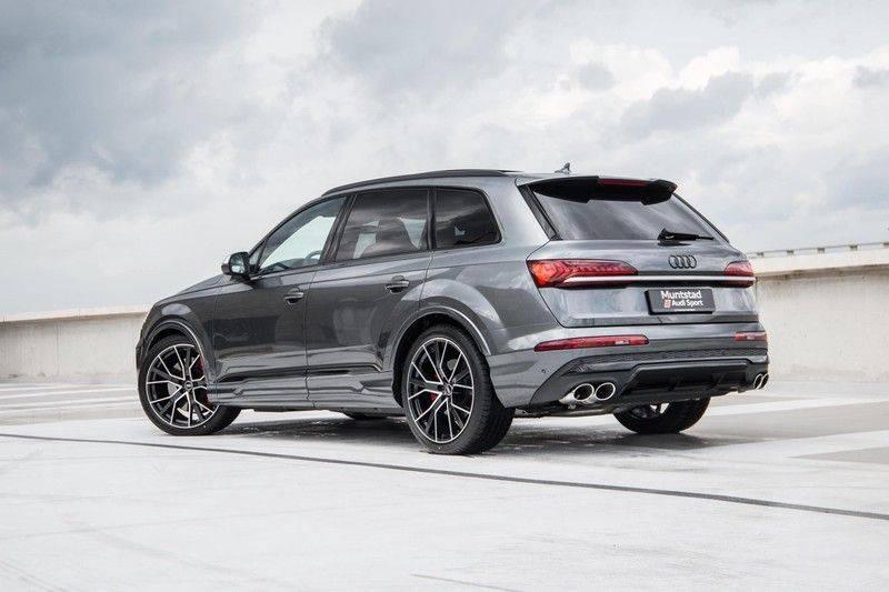 Audi SQ7 4.0 TFSI SQ7 quattro 7p 507PK | S-Line | Pano.Dak | 360 Camera | B&O Sound | Keyless-Entry | S-Sportstoelen | Assistentie Tour-City-Parking | 7 Persoons afbeelding 11