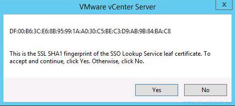 vCenter 5.5 on Windows Server 2012 R2 with SQL Server 2014 – Part 3 - 44