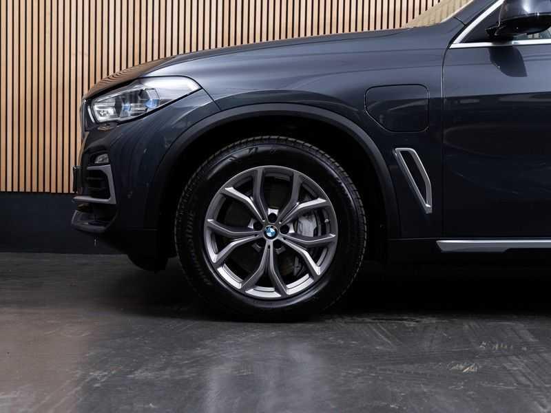BMW X5 xDrive45e PRIJS INCL. BTW, PANO, HUD, AUDIO, X-LINE afbeelding 7