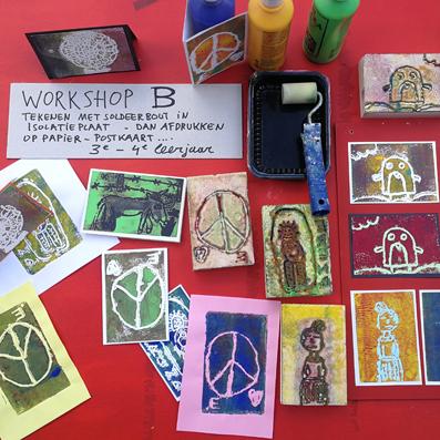 foto overzicht workshop B