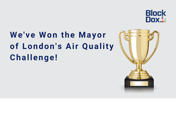 Mayor of London, Air Quality Challenge, BlockDox winner