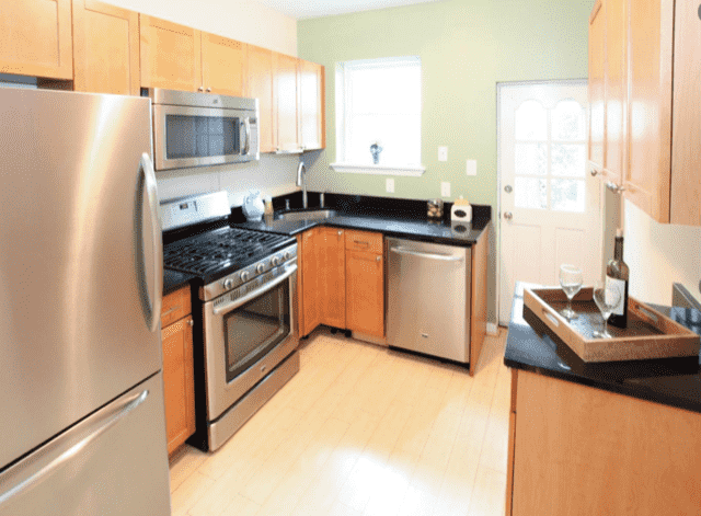 before renovation kitchen
