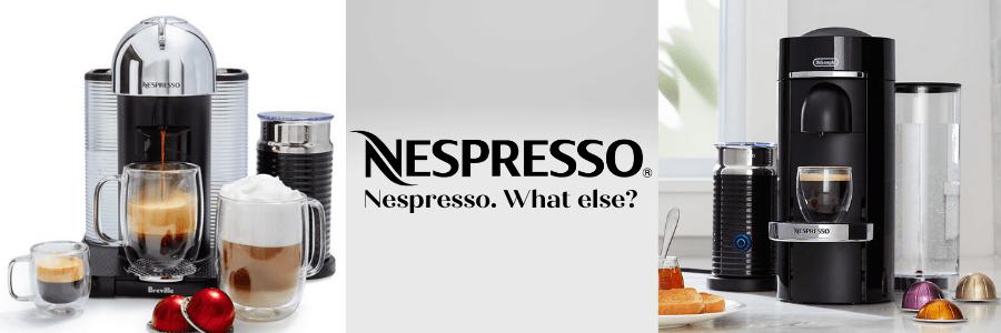 Nespresso vs Keurig - Nespresso Wins Image