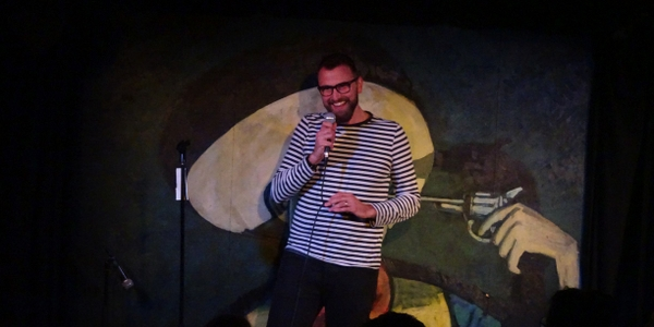 featured image thumbnail for post My attempt at standup comedy