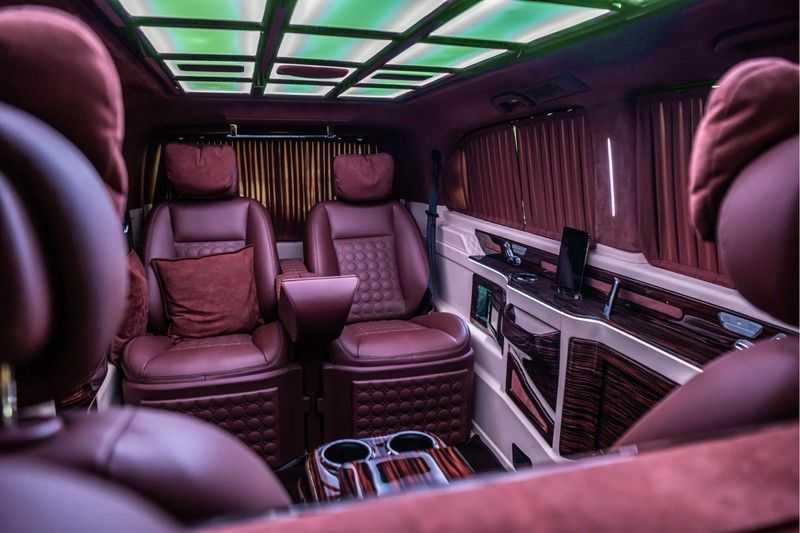 Mercedes-Benz V-Klasse VIP BUS 250d afbeelding 25
