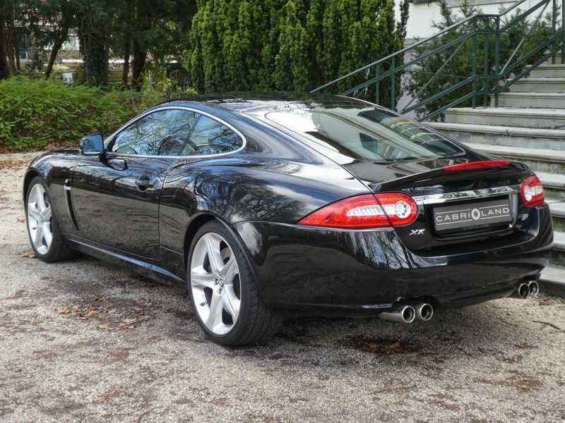 Jaguar XKR 5.0 V8 S/C Coupé afbeelding 20