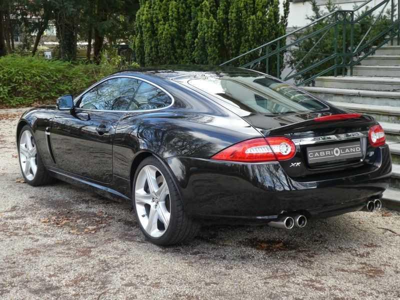 Jaguar XKR 5.0 V8 S/C Coupé afbeelding 13