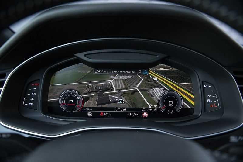 Audi Q8 55 TFSI quattro Pro Line S 3x S-Line! Black pack, 4-wiel-best. / Massage, Verw. & Koelb. stoelen, Bang & Olufsen 3D + Elek.Haak + Ambiente verlichting afbeelding 19