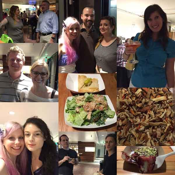 September 2015 South Bay Vegan Drinks