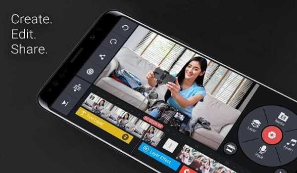 KineMaster – Best Chinese Apps Alternatives VivaVideo