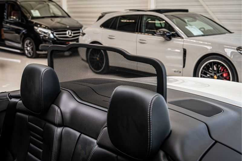 Mercedes-Benz E-Klasse Cabrio 350 AMG | Carbon | Burmester | 360º | Night pakket afbeelding 14