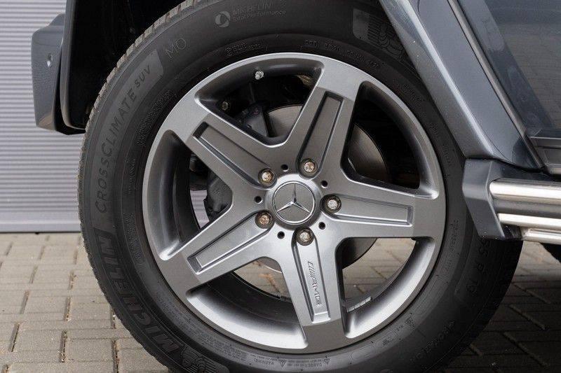 Mercedes-Benz G-Klasse 350 D 245pk Sportpakket Schuifdak Distronic Stoelventilatie afbeelding 15