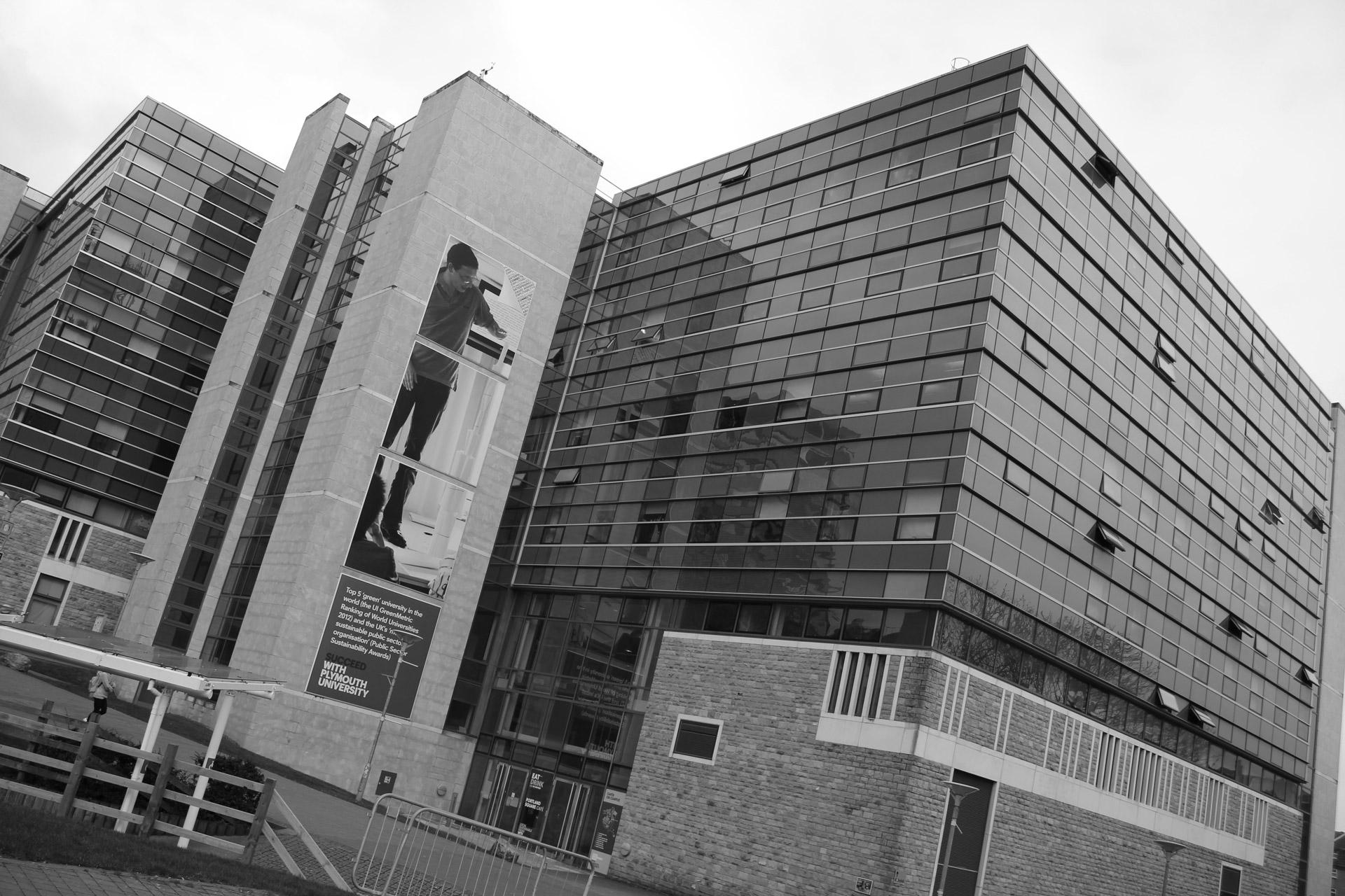 Portland Square Building - Plymouth University