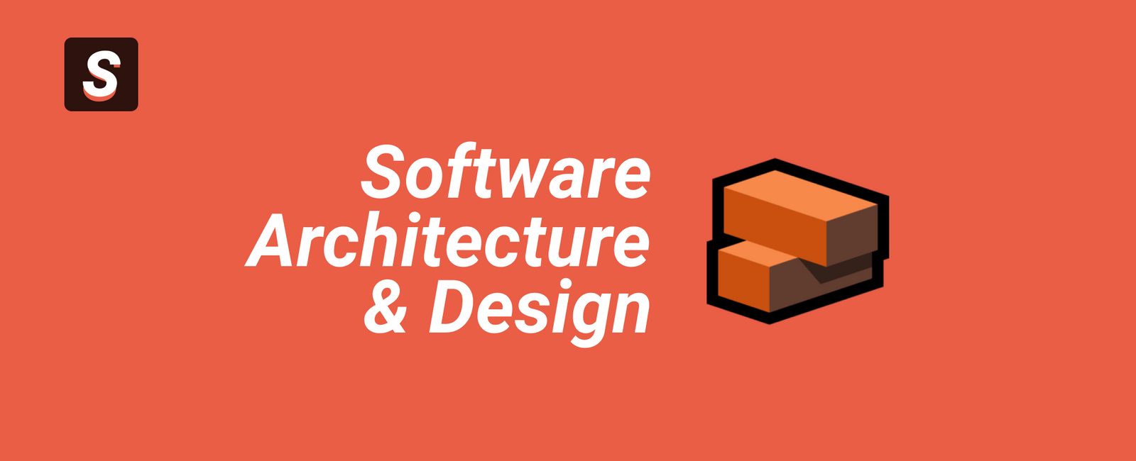 Difference between software architecture and software design