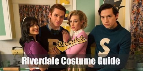 Dress like Archie Andrews, Jughead Jones, Betty Cooper, Cheryl Blossom or Veronica Lodge from Riverdale