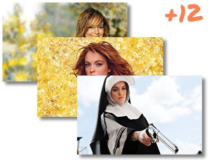 Lindsay Lohan1 theme pack