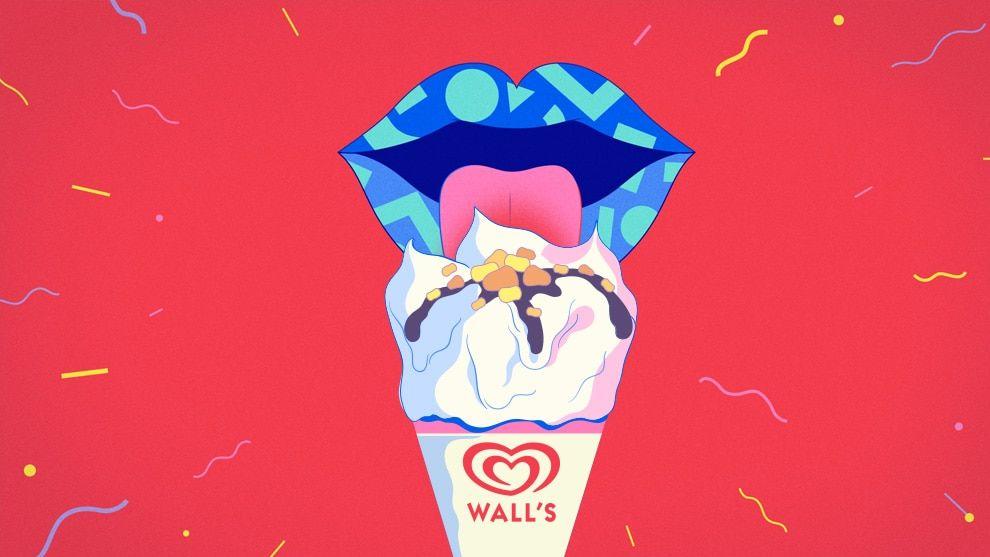 Wallsice cream