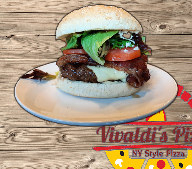 vivaldis pizza - burger delivery - CT
