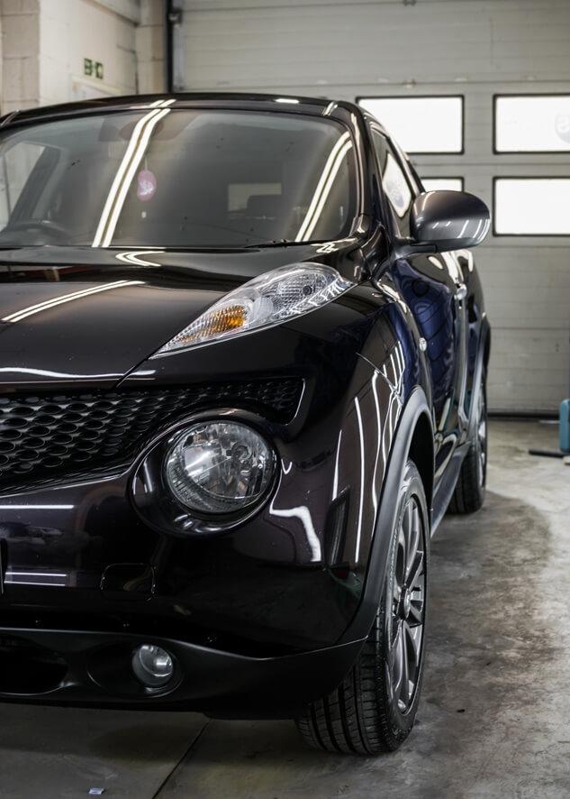 Nissan Juke Paint Correction,Ceramic Coating,Paintwork Enhancement,Paintwork Protection