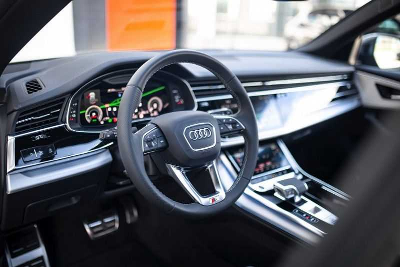 "Audi Q8 55 TFSI E Hybride Quattro *S-Line / B&O / Pano / 23"" / Black Pack / ACC* afbeelding 8"