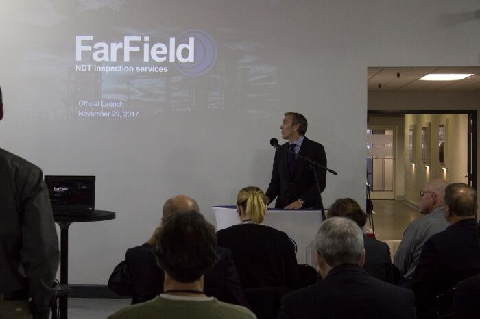 Farfield NDT Launch