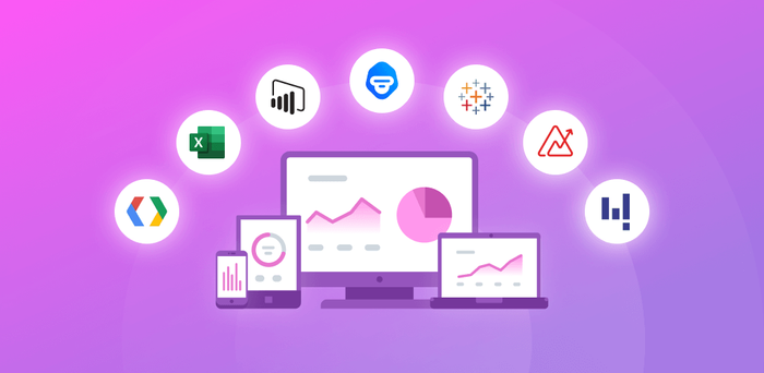 Top 10 Data Visualization Tools in 2021