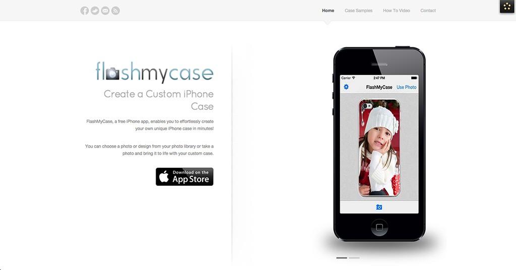 FlashMyCase App