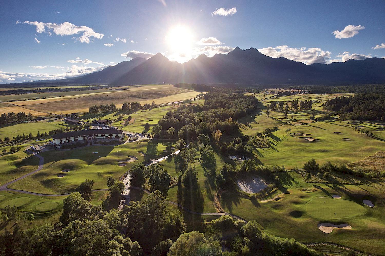 organizácia korporátneho golfového turnaja