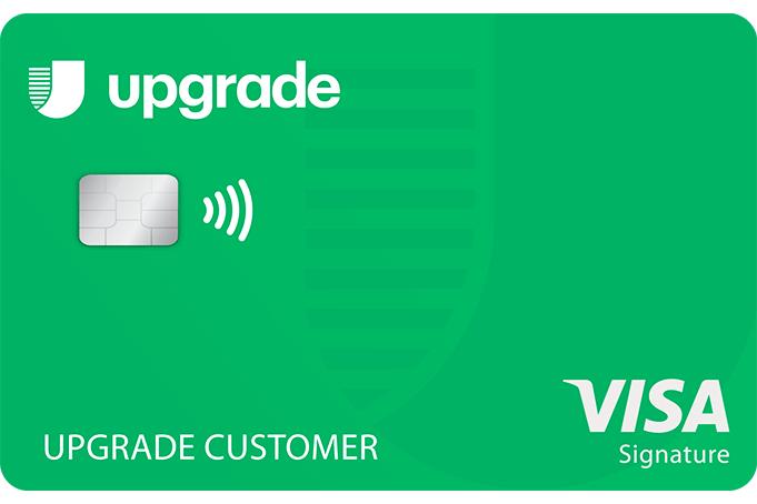 Upgrade Visa® Card with Cash Rewards