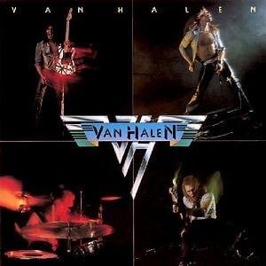 Van Halen I Album Cover