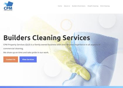 CPM PSQ Website Screenshot