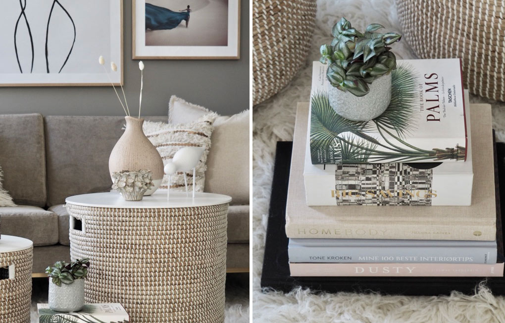 Detaljer skandinavisk stil