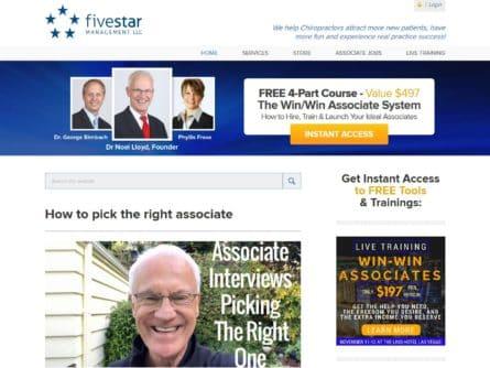 Five Star Management