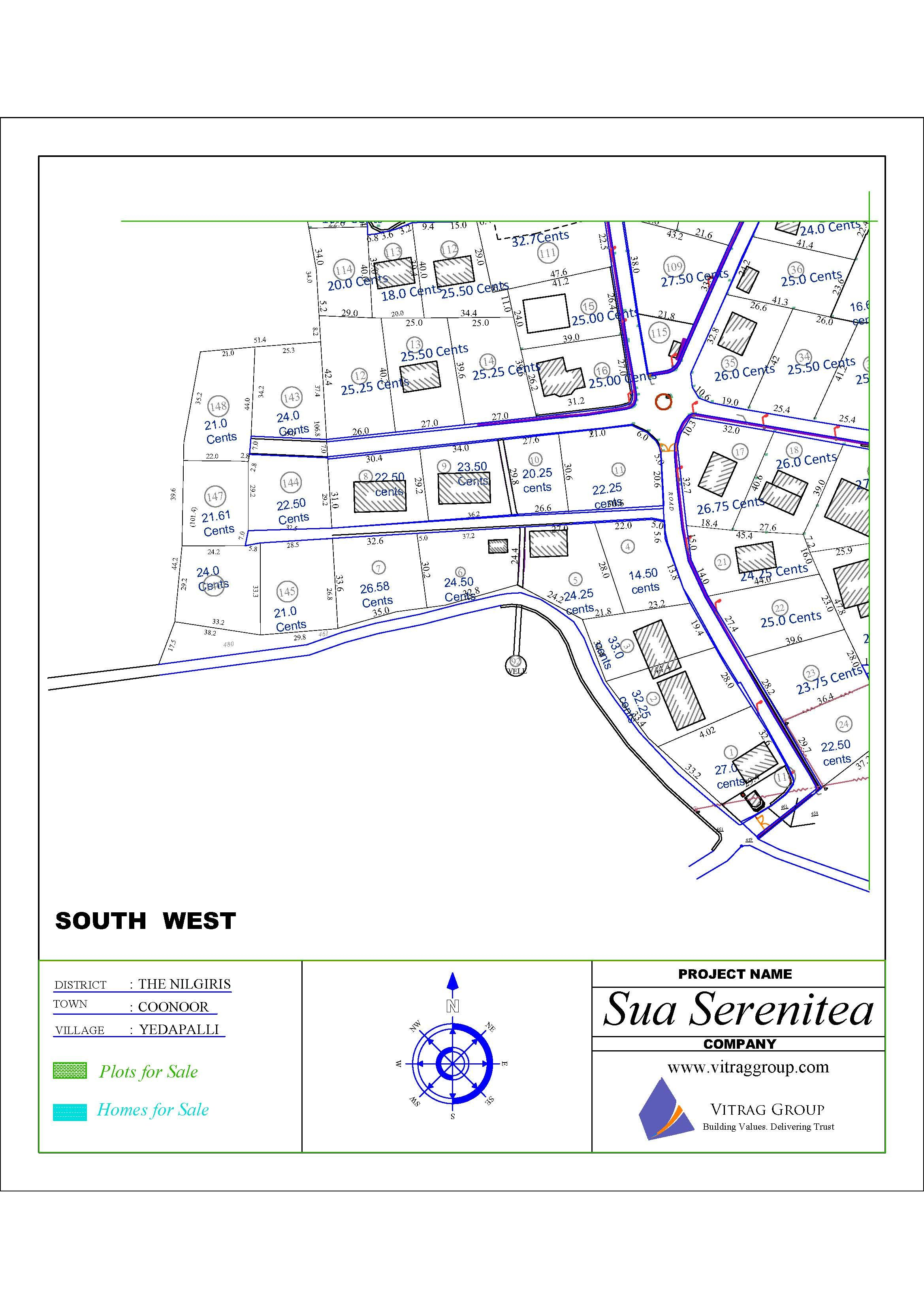 South West Sector
