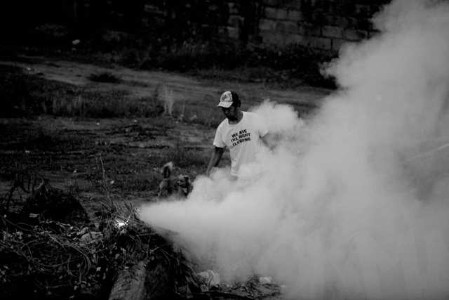 Fumes - Treasures of Meaning - photo by ROKMA