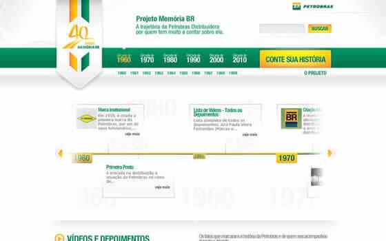 Memória BR - Petrobras Distribuidora