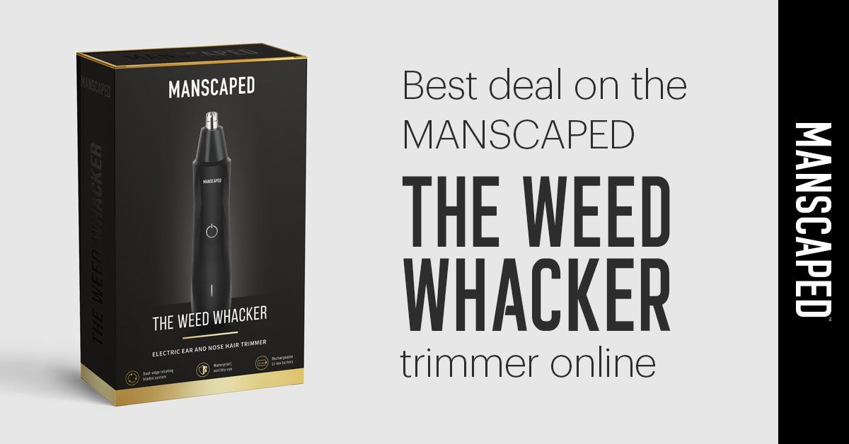 best deal on the manscaped weed whacker