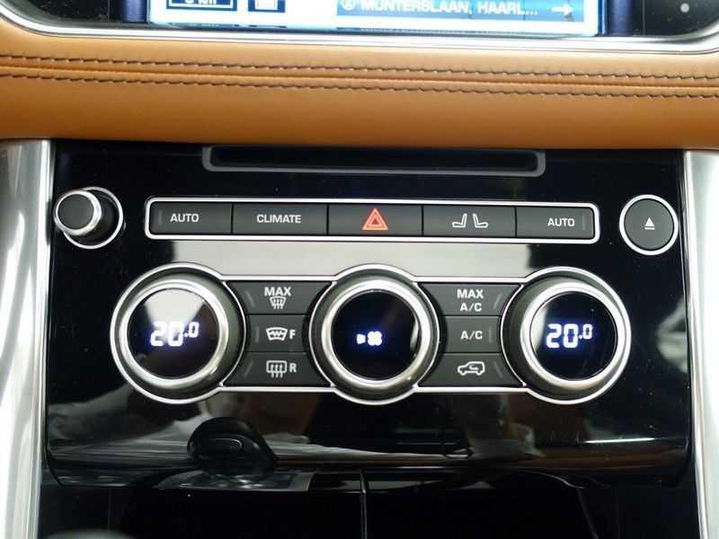 Land Rover Range Rover Sport 3.0 TDV6 259pk HSE Dynamic 7pers- Panoramadak, Leer, Softclose, Full afbeelding 17