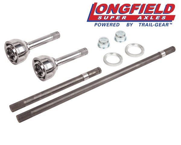 30 spline fj80 longfield axles
