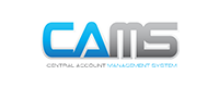 Central Account Management System (CAMS) logo