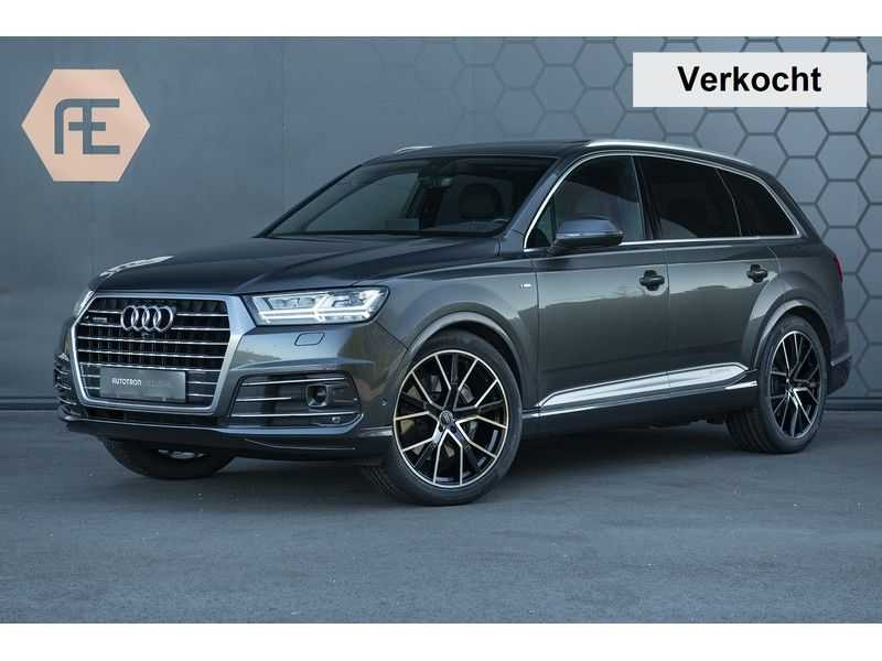Audi Q7 3.0 TDI quattro Pro Line S 7persoons + Orig.NED + S-LINE + PANO afbeelding 1