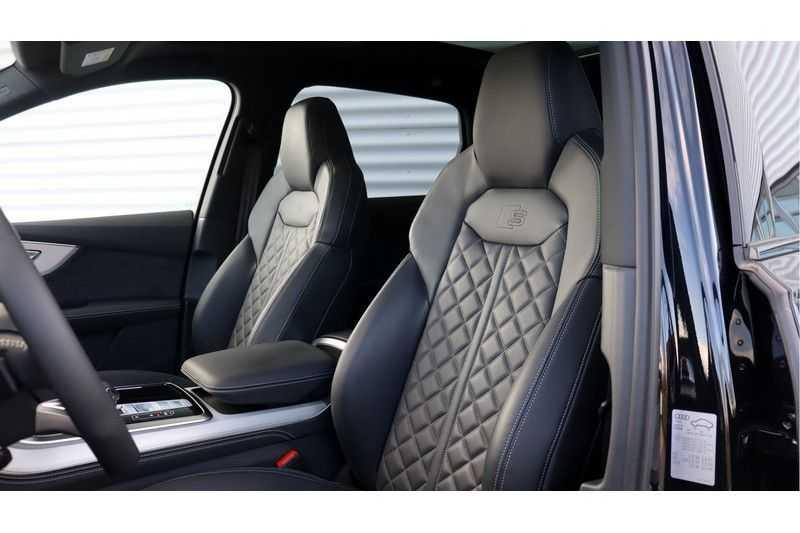 Audi Q7 60 TFSI e quattro Competition BOSE, Panoramakdak, Massage, DAB, Ruitstiksel afbeelding 14