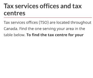CRA mailing address original content.