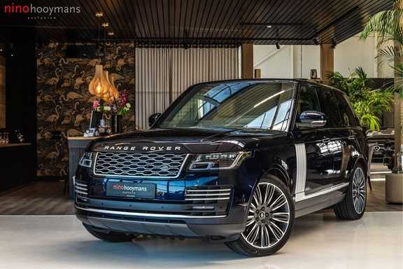 Land Rover Range Rover Autobiography 3.0 SDV6 | Meridian | Stoelmassage | Head Up-Display | Panorama