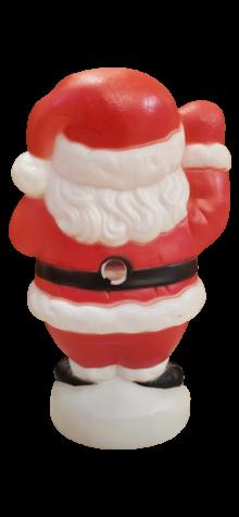 Black Promotional Santa photo