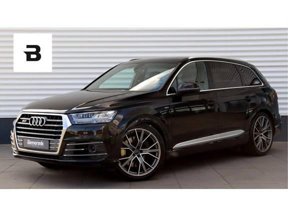 Audi SQ7 4.0 TDI quattro Pro Line + BOSE, Ruitstiksel, Carbon, Trekhaak