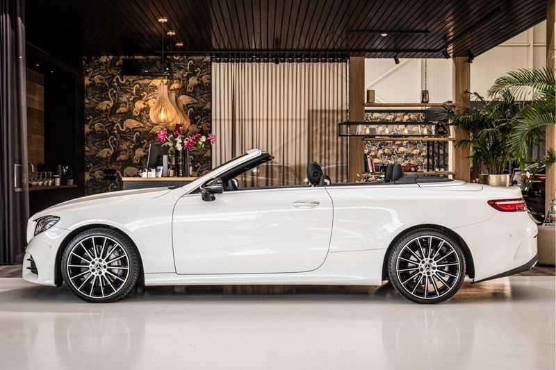 Mercedes-Benz E-Klasse Cabrio 350 AMG | Carbon | Burmester | 360º | Night pakket afbeelding 13