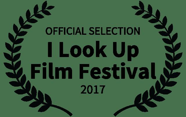 laurel for I Look Up Film Festival